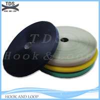 Crack resist hook and loop tape
